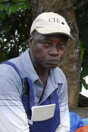 James Akoi Samolu, Asst. Meteorologist