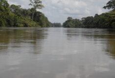 St. Paul River at Haindii
