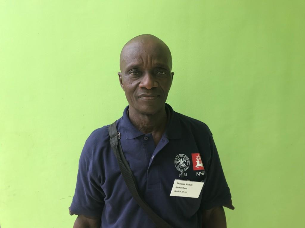 Francis YALLAH, Sembehun